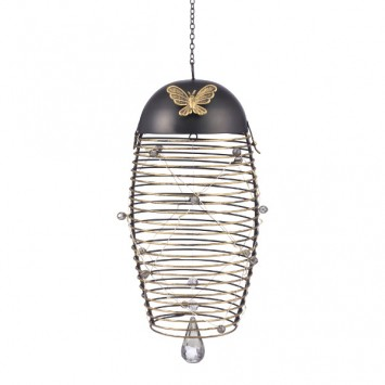 Large Butterfly Hive Light