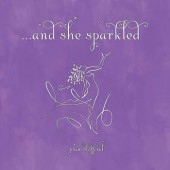 ...and she sparkled
