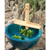"12"" Adjustable Bamboo Fountain Kit"