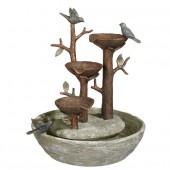Bird Nest Fountain