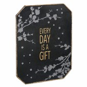 """""""Every Day is a Gift"""" Plaque"""