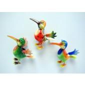 Hummingbird Bobble Magnet