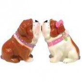 Bulldogs Salt & Pepper