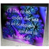 Octopus Garden Tile