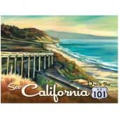 See California Metal/Wood Sign