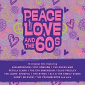 Peace, Love & the 60's - Various Artists