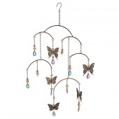 Tiered Butterfly Mobile
