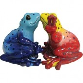 Kissing Frogs Salt & Pepper