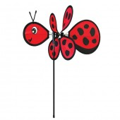 Ladybug Wind Spinner